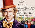 Movie/TV Memorabilia:Autographs and Signed Items, Willy Wonka and the Chocolate Factory