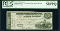 Chattanooga, TN- Bank of Chattanooga $3 Jan. 4, 1863 G44c PCGS Choice About New 58PPQ