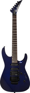 Musical Instruments:Electric Guitars, Jackson Fusion Standard Purple Solid Body Electric Guitar, Serial #401335.. ...