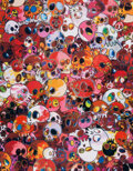 Prints & Multiples, Takashi Murakami (b. 1962). MCRST, 1962-2011, 2011. Offset lithograph in colors on smooth wove paper