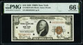 Small Size:Federal Reserve Bank Notes, Fr. 1860-B $10 1929 Federal Reserve Bank Note. PMG Gem Uncirculated 66 EPQ.. ...