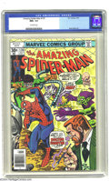 Amazing Spider-Man Group (Marvel, 1977-86) CGC NM+ 9.6 and NM/MT 9.8. This lot consists of 16 high grade CGC-graded Amaz...