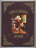 Animation Art:Disney, Uncle Scrooge McDuck His Life & Times Number 764/5000(Celestial Arts, 1981) Condition: NM. An extensive history of notjust...