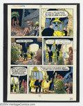 Original Comic Art:Miscellaneous, Gilbert Shelton and Paul Mavrides - Original Production Art for TheIdiots Abroad (Rip Off Press, 1989). This is a unique it...