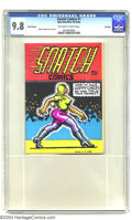 Bronze Age (1970-1979):Alternative/Underground, Snatch Comics #1 Third Printing, Don Donahue File Copy (Apex Novelties, 1968) CGC NM/MT 9.8 Off-white to white pages. Wow! W...