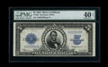 Large Size:Silver Certificates, Fr. 282 $5 1923 Silver Certificate PMG Extremely Fine 40 EPQ....