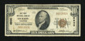 National Bank Notes:Tennessee, Dickson, TN - $10 1929 Ty. 1 The First NB Ch. # 6930. ...