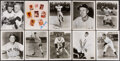 Autographs:Photos, Gene Woodling Signed Photograph & Materials Collection, Lot of 40....