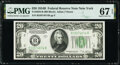 Small Size:Federal Reserve Notes, Fr. 2056-B $20 1934B Federal Reserve Note. PMG Superb Gem Unc 67 EPQ.. ...