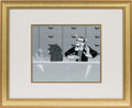 Movie/TV Memorabilia:Original Art, Collection of (2) Animation Cels from The Mini Munsters and Soakies