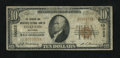 National Bank Notes:Nebraska, Oakland, NE - $10 1929 Ty. 1 The Farmers & Merchants NB Ch. # 10022. ...