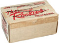 """Baseball Cards:Lots, 1989 Donruss """"The Rookies"""" Complete Set Case (15)...."""