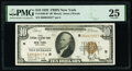 Small Size:Federal Reserve Bank Notes, Fr. 1860-B* $10 1929 Federal Reserve Bank Star Note. PMG Very Fine 25.. ...