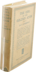 "Books:First Editions, Ray Cummings: The Girl in the Golden Atom. (New York: Harper& Brothers, 1923), first American edition (code ""I-X"" on co..."