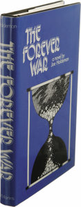Books:Signed Editions, Joe Haldeman: Signed Review Copy of The Forever War. (New York: St. Martin's Press, 1974), first edition, 236 pages, sig...