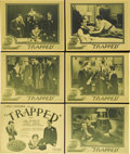 """The Shadow Detective Stories (Universal, 1931). Lobby Cards (28) (11"""" X 14""""). Research shows this to be """"..."""