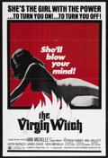 """Movie Posters:Horror, The Virgin Witch (Joseph Brenner Associates, 1972). One Sheet (27"""" X 41""""). Horror. Starring Ann Michelle, Patricia Haines, N..."""