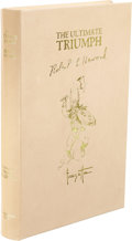 Books:Signed Editions, Robert E. Howard: Leatherbound Limited Edition of The Ultimate Triumph: The Heroic Fantasy of Robert E. Howard. (London:...