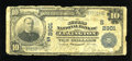 National Bank Notes:Kentucky, Lexington, KY - $10 1902 Plain Back Fr. 624 The Second NB Ch. #(S)2901. ...