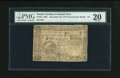 Colonial Notes:South Carolina, South Carolina December 23, 1777 (erroneously dated) $4 PMG VeryFine 20....