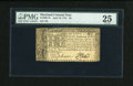 Colonial Notes:Maryland, Maryland April 10, 1774 $8 PMG Very Fine 25....