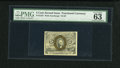 Fractional Currency:Second Issue, Fr. 1233 5c Second Issue PMG Choice Uncirculated 63 EPQ....