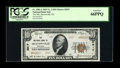 National Bank Notes:Kentucky, Hustonville, KY - $10 1929 Ty. 2 The NB of Hustonville Ch. # 2917....