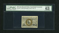 Fractional Currency:Second Issue, Fr. 1317 50c Second Issue PMG Choice Uncirculated 63 EPQ....