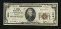 National Bank Notes:Kentucky, Lawrenceburg, KY - $20 1929 Ty. 1 The Anderson NB Ch. # 8604. ...
