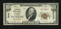 National Bank Notes:Colorado, Pueblo, CO - $10 1929 Ty. 1 The Western NB Ch. # 2546. ...
