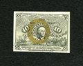Fr. 1244 10c Second Issue Very Choice New