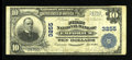 National Bank Notes:Pennsylvania, Emporium, PA - $10 1902 Plain Back Fr. 624 The First NB Ch. # 3255....