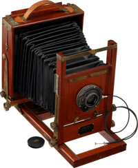 Irwin Bueller's Eastman Camera and Accessories Used to Photograph Golden Age Stars and Productions for MGM Studios (1914...