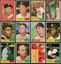 Baseball Cards:Lots, 1961 Topps Baseball Collection with Stars (22). ...
