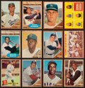Baseball Cards:Lots, 1962 Topps Baseball Collection with Stars (21). ...