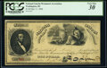 Washington, DC- National Lincoln Monument Association $1 May 11, 1868 PCGS Very Fine 30
