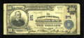 National Bank Notes:Pennsylvania, Columbia, PA - $10 1902 Plain Back Fr. 632 The First-Columbia NBCh. # 371. ...