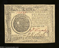 Colonial Notes:Continental Congress Issues, Continental Congress Issue September 26, 1778 $7 Very Fine-...