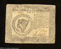 Colonial Notes:Continental Congress Issues, Continental Congress Issue September 26, 1778 $8 Very Fine-...