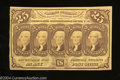 Fractional Currency:First Issue, Fr. 1281 25c First Issue Choice Crisp Uncirculated.A ...