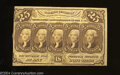 Fractional Currency:First Issue, Fr. 1281 25c First Issue About Uncirculated.A bright and ...