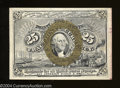 Fractional Currency:Second Issue, Fr. 1288 25c Second Issue Very Choice Crisp Uncirculated.A ...