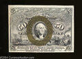 Fractional Currency:Second Issue, Fr. 1318 50c Second Issue Very Choice Crisp Uncirculated.