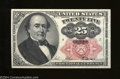 Fractional Currency:Fifth Issue, Fr. 1308 25c Fifth Issue Gem Crisp Uncirculated.This is an ...