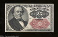 Fractional Currency:Fifth Issue, Fr. 1309 25c Fifth Issue Gem Crisp Uncirculated.A very ...