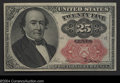 Fractional Currency:Fifth Issue, Fr. 1309 25c Fifth Issue Crisp Uncirculated. A partial ...