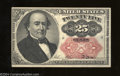 Fractional Currency:Fifth Issue, Fr. 1309 25c Fifth Issue About Uncirculated.This is a very ...