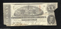 Confederate Notes:1863 Issues, T58 $20 1863. The right-hand edge and lower left-hand ...