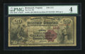 National Bank Notes:Virginia, Richmond, VA - $20 1882 Brown Back Fr. 494 The First NB Ch. # 1111....