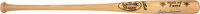 Ted Williams Signed Bat, BGS 8